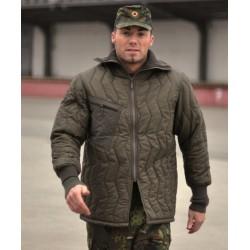 Bundeswehr parka, BW camo lining, like new