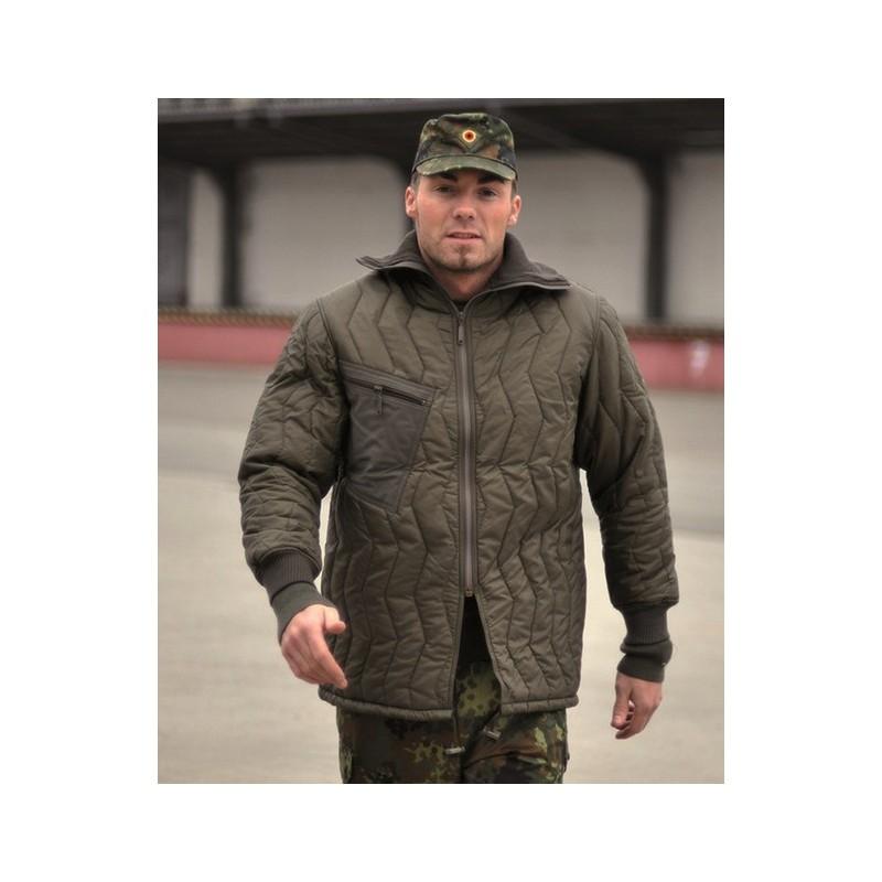 Bundeswehr parka, BW camo with lining, like new