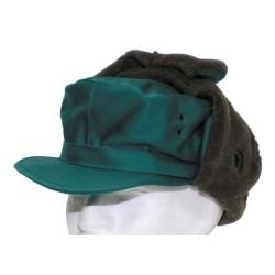 Austrian Winter Cap, green, like new