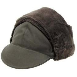 Bundeswehr Winter Cap, OD green, like new
