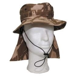 GB jungle hat, DPM desert