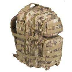 Mandra tan Backpack US assault large