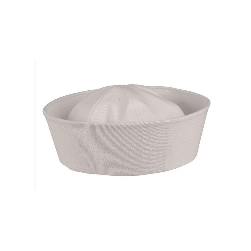 Sailor hat, white