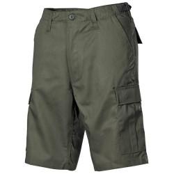 Lühikesed püksid U.S. Bermuda, oliivroheline