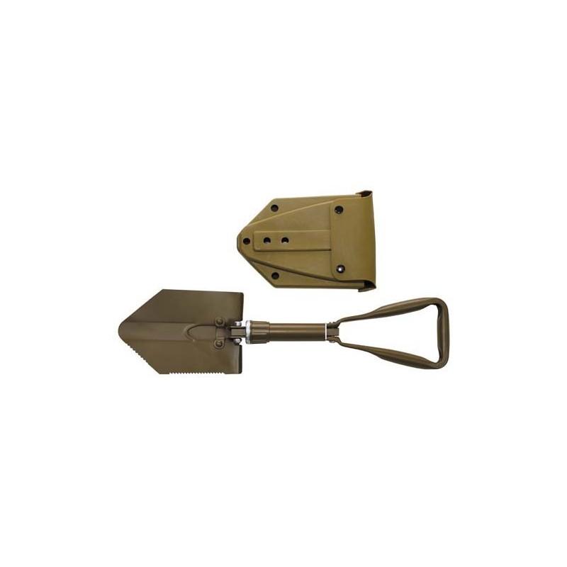 Bundeswehr Folding shovel, coyote tan