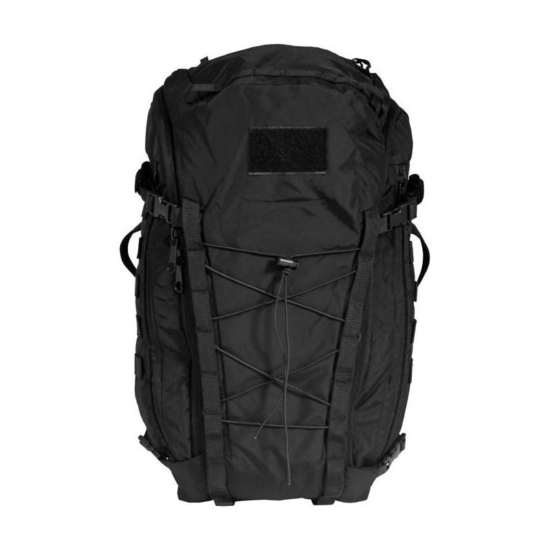 "Backpack ""Mission 30"", black, Cordura"