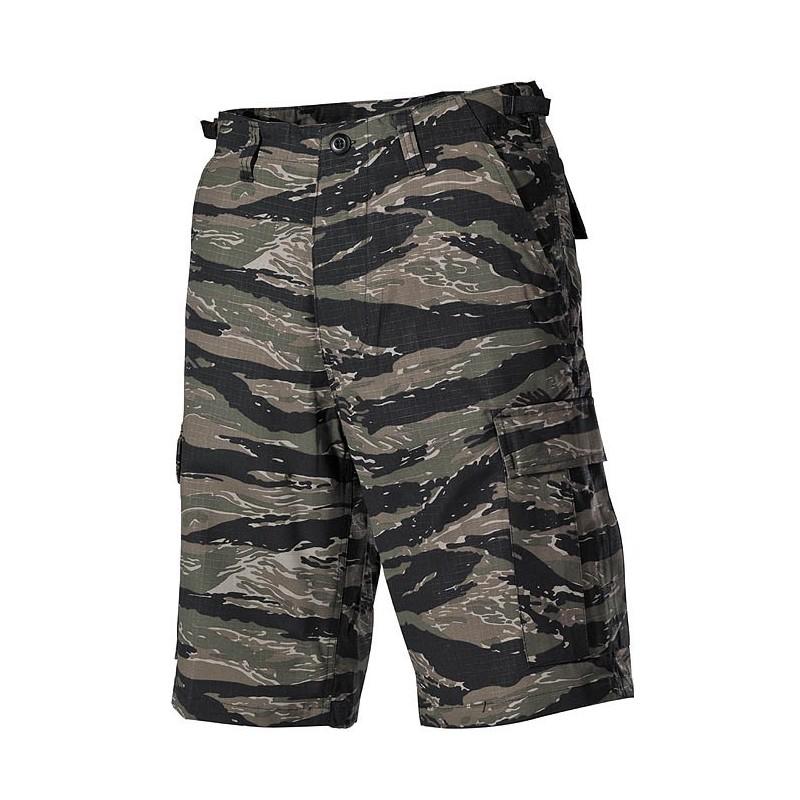 Lühikesed püksid U.S. BDU Bermuda, tiger stripe