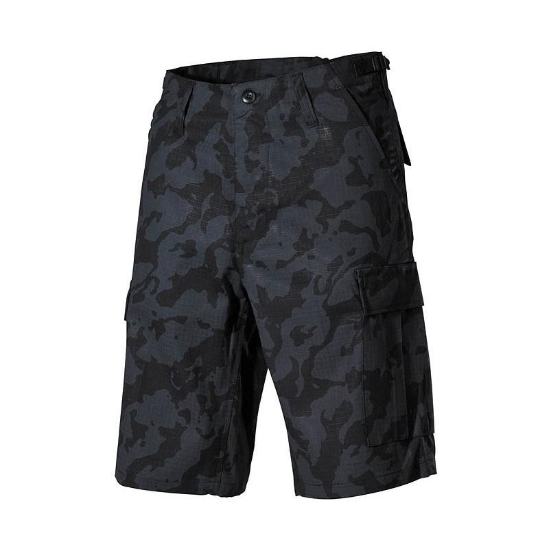 Lühikesed püksid U.S. BDU Bermuda, night-camo