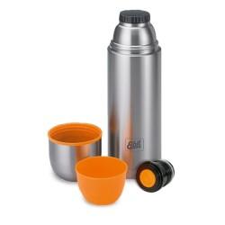 Esbit vacuum thermos bottle, ISO750ml, stainless steel,