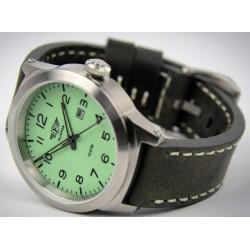 "Часы ""Flieger"", серый"