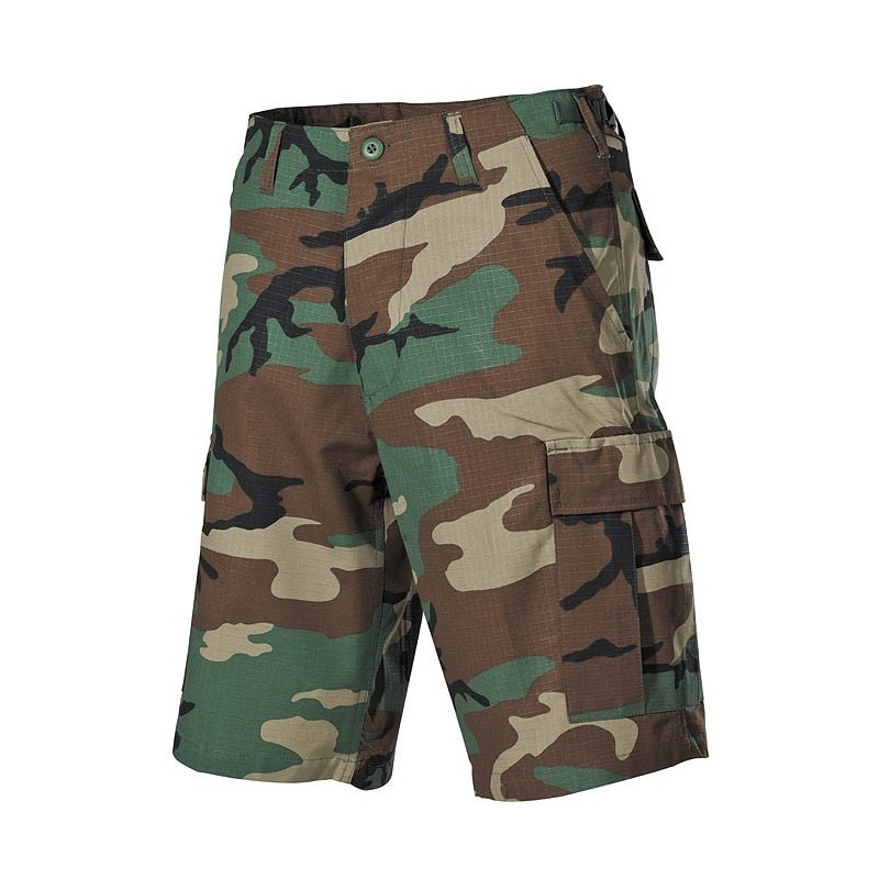 Lühikesed püksid U.S. BDU Bermuda, metsalaiku