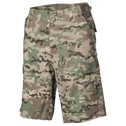 Lühikesed püksid U.S. BDU Bermuda, operation camo