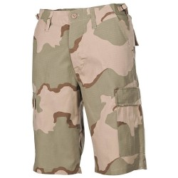 Lühikesed püksid U.S. BDU Bermuda, 3-värviline kõrbelaik