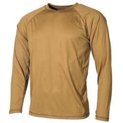 США рубашку, уровень I, Gen III, coyote tan