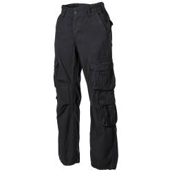 "Cargo Pants, ""Defense"", black"