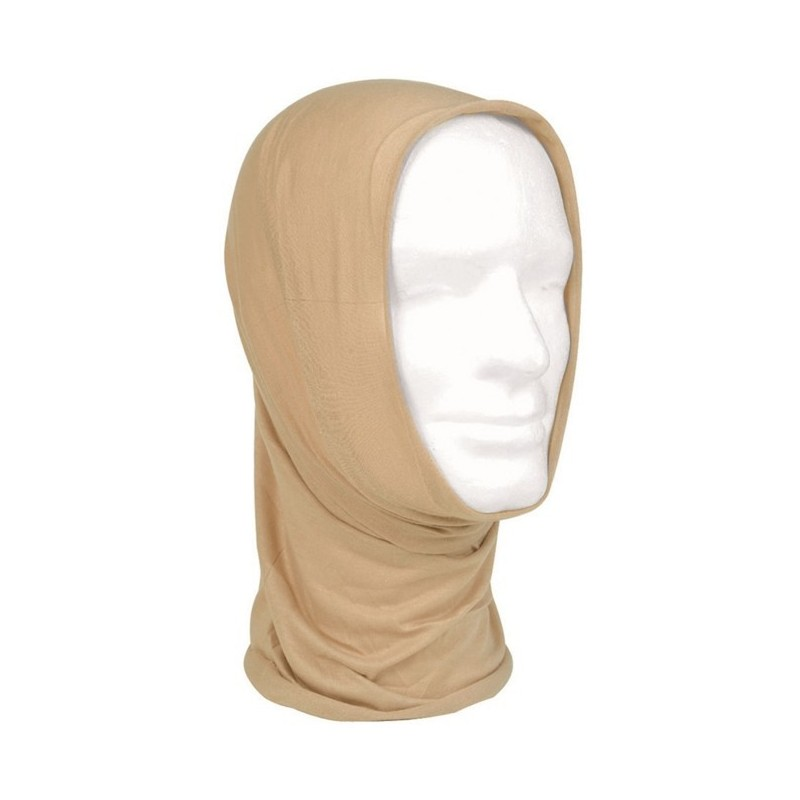 Multifunctional headwear, khaki