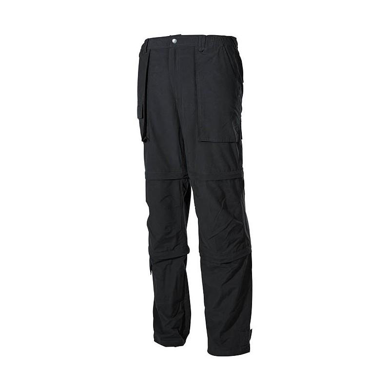 Multifunctional Pants, microfiber, black
