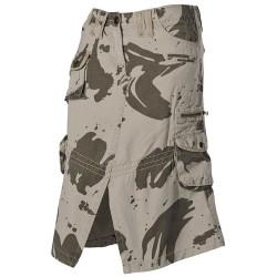 """Skirt, PT """"Cargo"""", sand camo-stonewashed"""