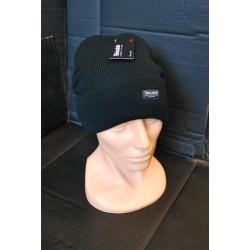 Watch Cap,, acryl, black, short, Thinsulate lining