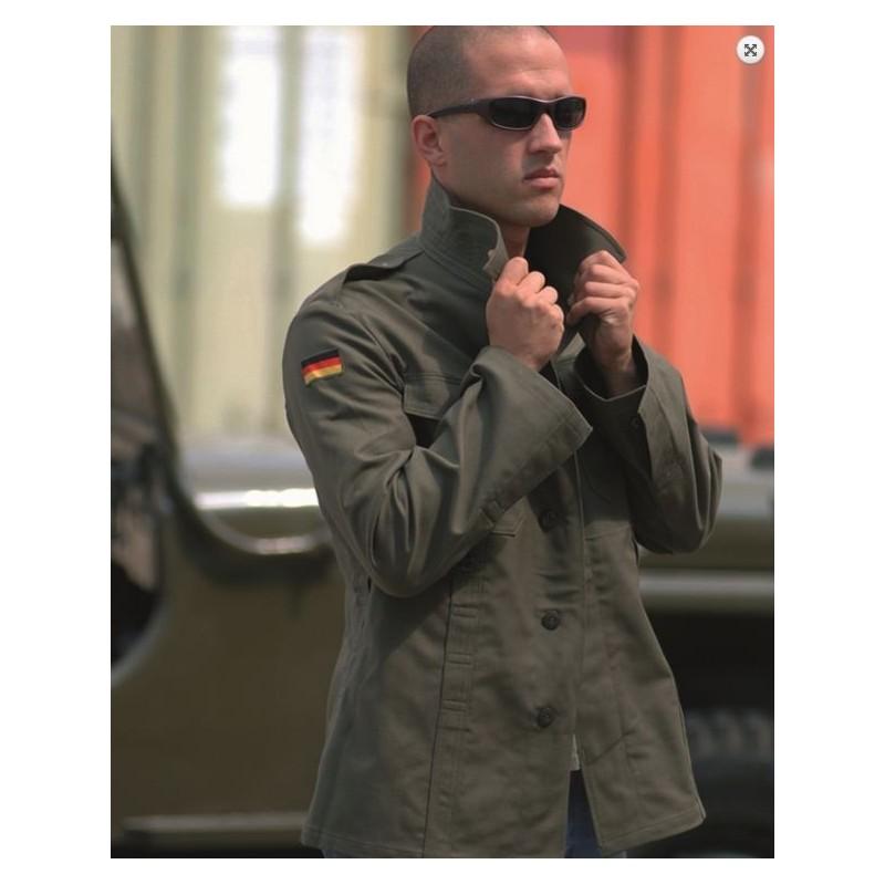 German Moleskin jacket - old style