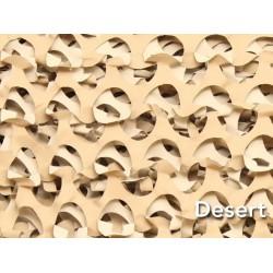 Maskeerimisvõrk PRO 2,4x3,0 m Crazy desert