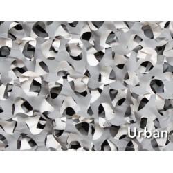 Maskeerimisvõrk PRO 2,4x6,0m Crazy urban