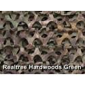 Realtree® 6,0x2,2m Hardwoods green net