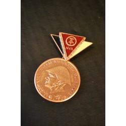 Medal - Saksa NVA National Volksarmee