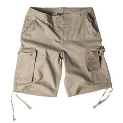 Paratrooper shorts, khaki