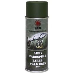 Army Spray Paint, зеленый лес, 400мл