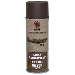 Army Spray Paint, коричневый матовый, 400мл
