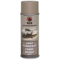 Army Spray Paint, пустыня матовый, 400мл
