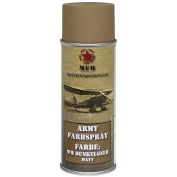 Army Spray Paint, WH темно-желтый матовый, 400мл