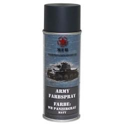 Army Spray Paint, WH серый (Panzer танк) матовый, 400мл