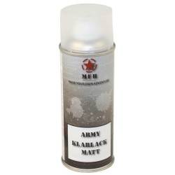 Armee sprei lakk, 400ml, Clear coat matt