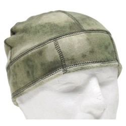 Bundeswehr Hat, fleece, HDT - camo green