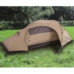One person tent, Recom, coyote tan