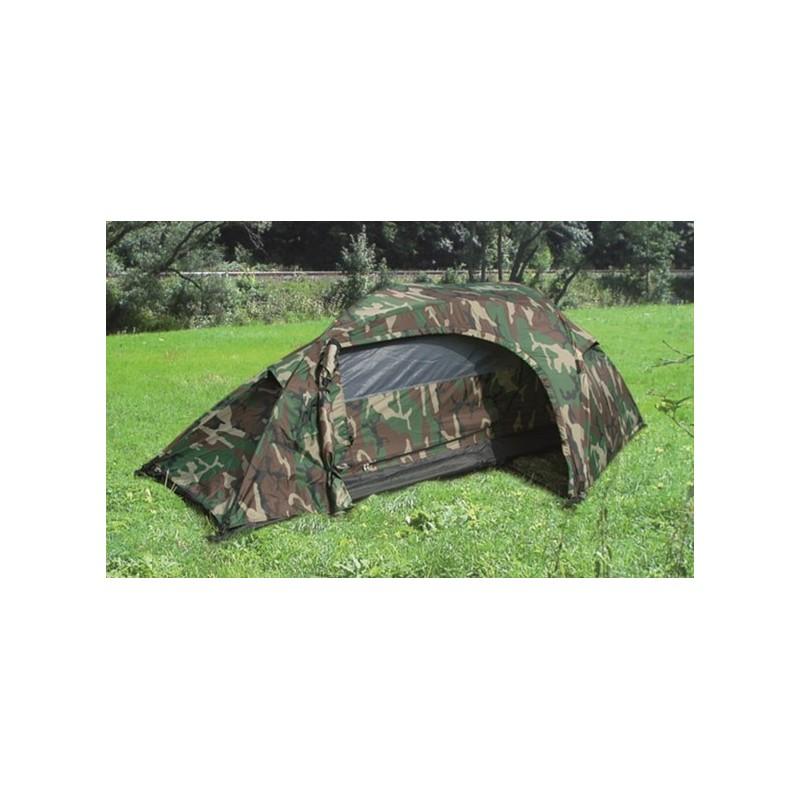 One person tent, Recom, woodland
