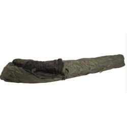 Cтиль США 2-х частей модульный спальный мешок, OD зеленый