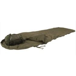Британский выживания спальный мешок, OD зеленый