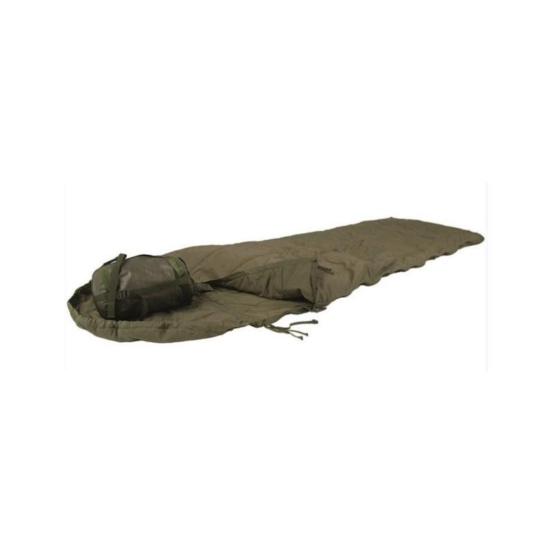 British Survival Sleeping Bag, OD green