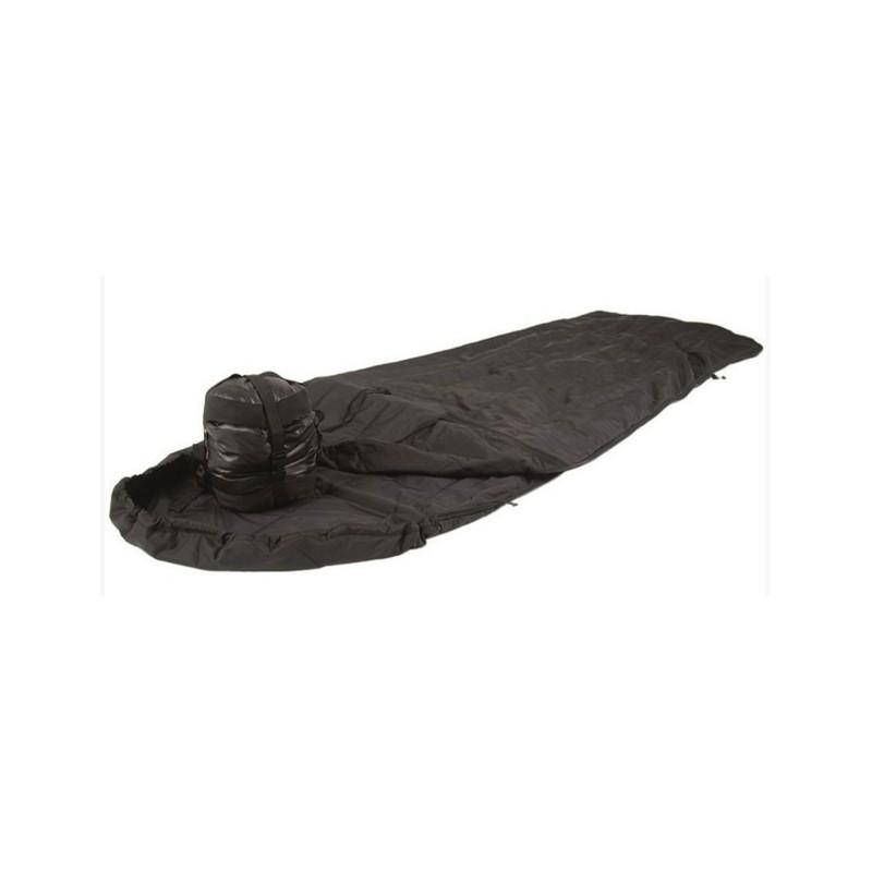 Британский выживания спальный мешок, черный