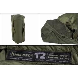 Tactical 2 (T2) спальный мешок, О.Д. зеленый
