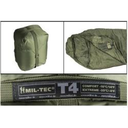 Tactical 4 (T4) magamiskott, oliivroheline