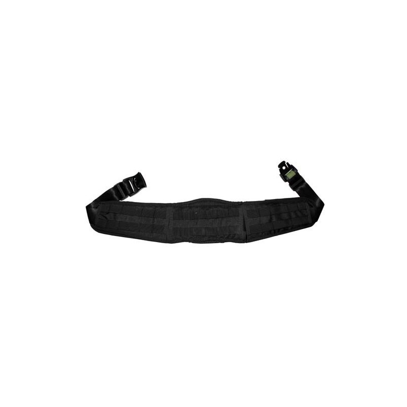 """Lap Belt, """"MOLLE"""", black"""