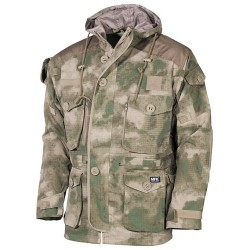 "Commando Jacket ""Smock"", HDT camo green"