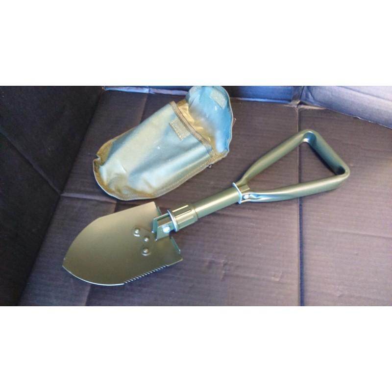 Bundeswehr Folding shovel Mini, OD green