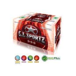GI Sportz 3 Star paintballi värvikuulid