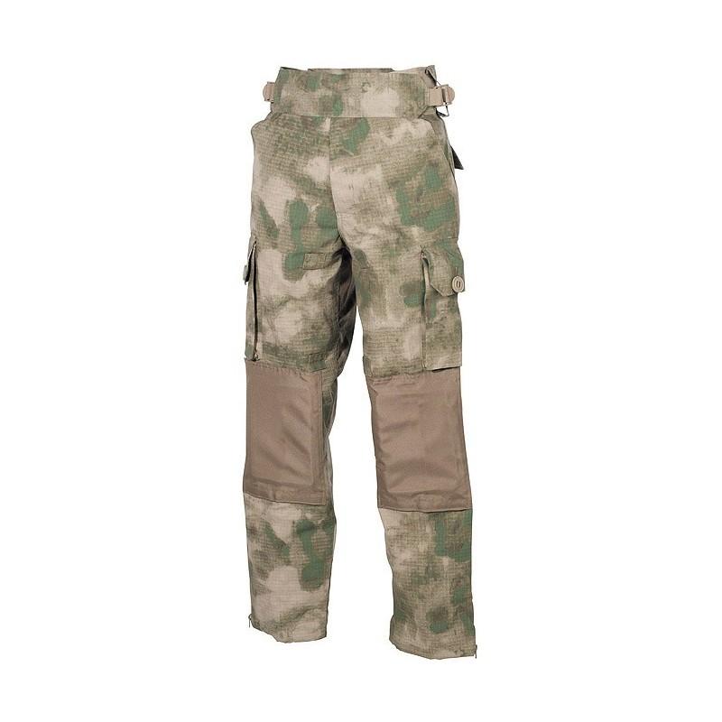 "Commando Pants, ""Smock"", HDT camo green"