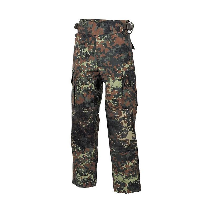 "Commando Pants, ""Smock"", BW camo"